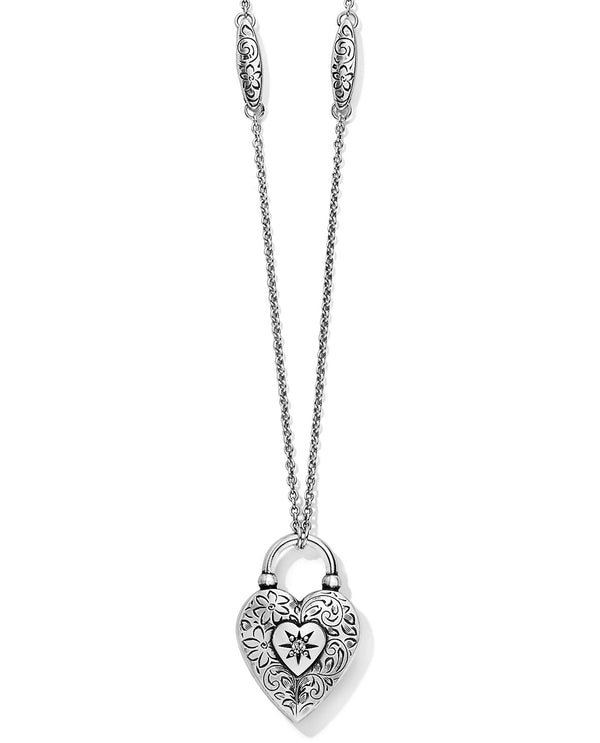 Brighton JM2911 One Heart Long Necklace