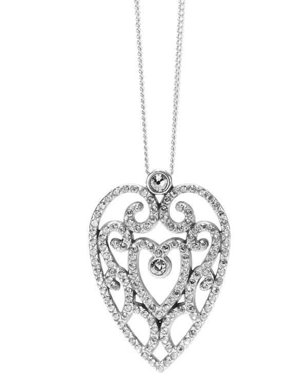 Brighton JM3441 Illumina Love Necklace