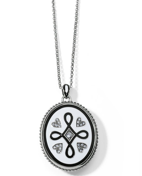 Brighton JM3523 Fiona Convertible Locket Necklace