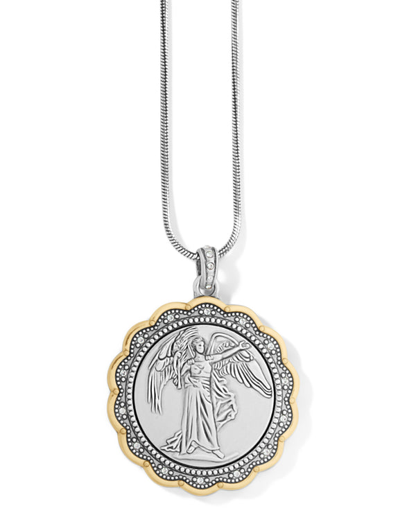 Brighton 213277 Celestial Angel Necklace