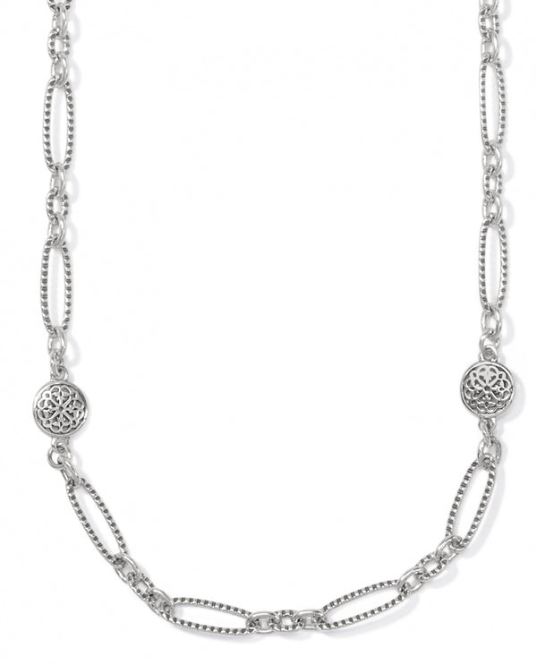 Brighton JM3780 Ferrara Link Long Necklace