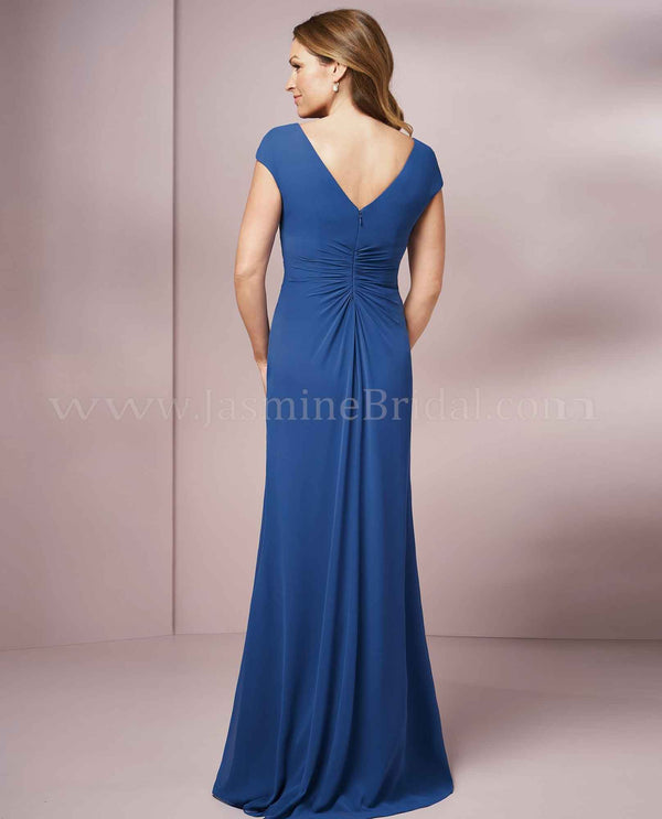 NSPH Jade Jasmine J205001 Gather Bodice Dress with V back