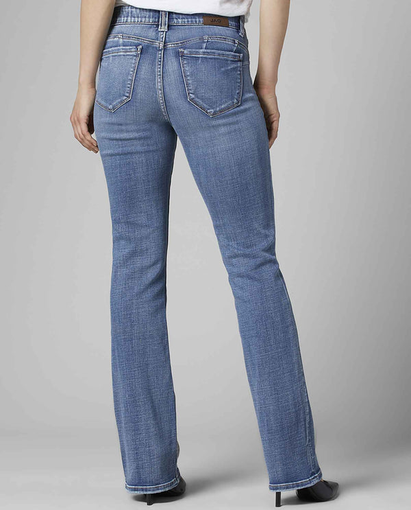 Jag J2608457MIV Eloise Boot Jeans womens jeans with elastic waistband and tummy control