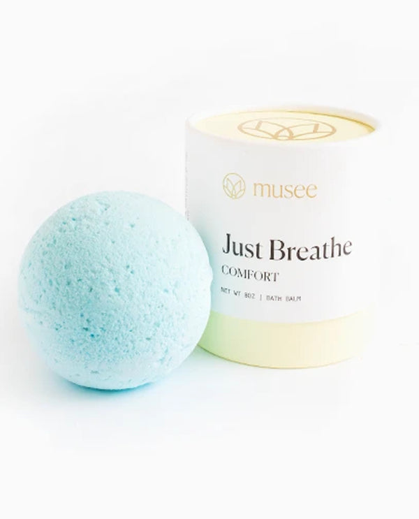 Musee MTB004W Just Breathe Bath Balm