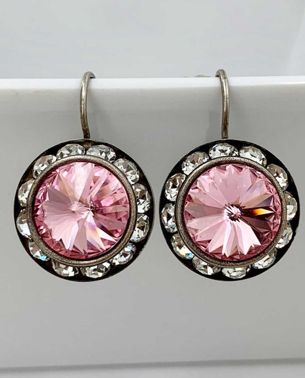 Lexi Earring By Rachel Marie Designs Light rose