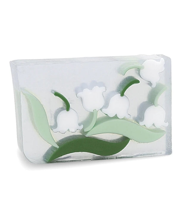 Primal Elements SW2LOV Lily Of The Valley Bar Soap
