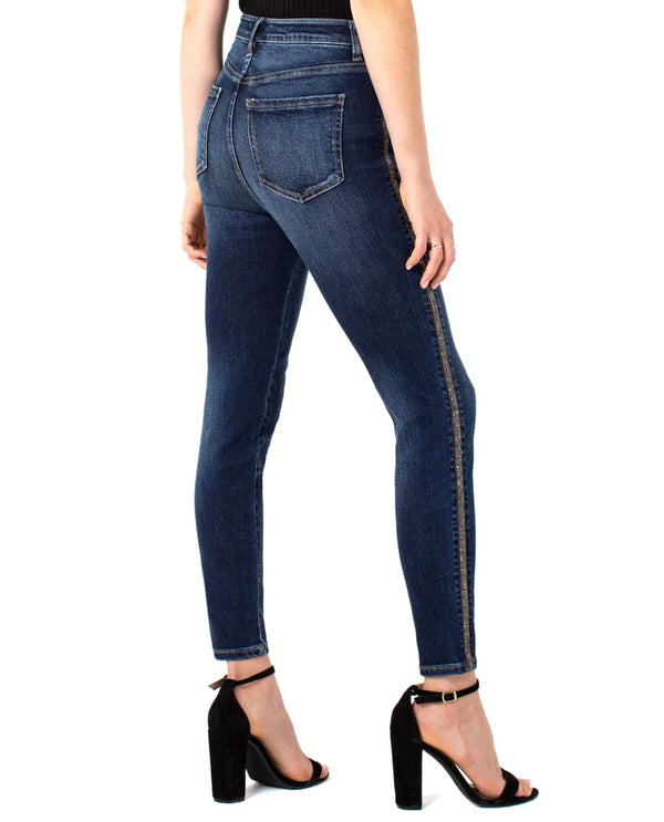Liverpool Jeans LM2508VK Abby Hr Ankle Skinny GLSN