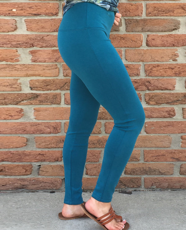 Multiples M30710PM Knit Ankle Legging