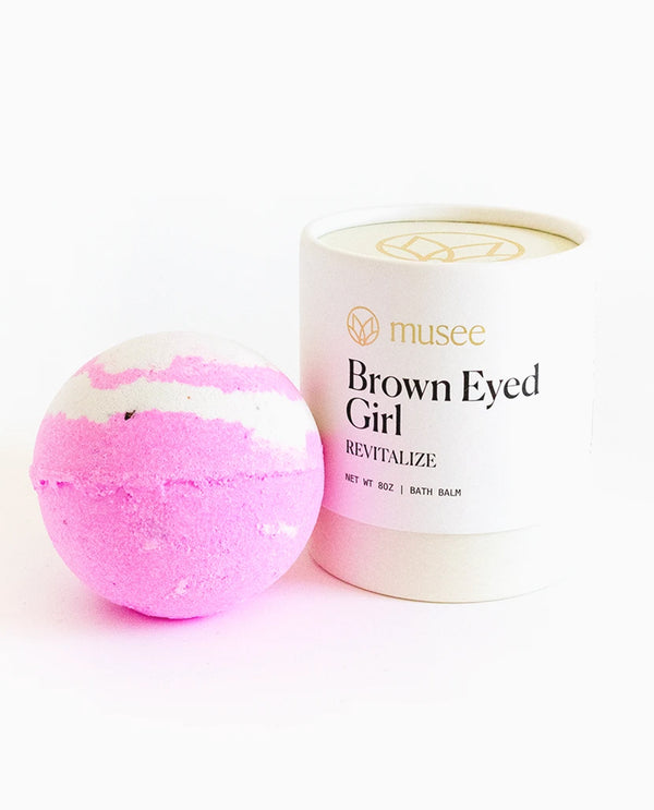 Musee MTB001W Brown Eyed Girl Bath Balm