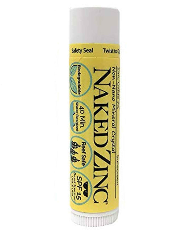 Naked Bee Zinc NZLB Lip Balm with SPF 30
