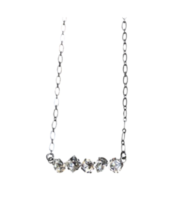 RACHEL MARIE DESIGNS Nova Bar Necklace