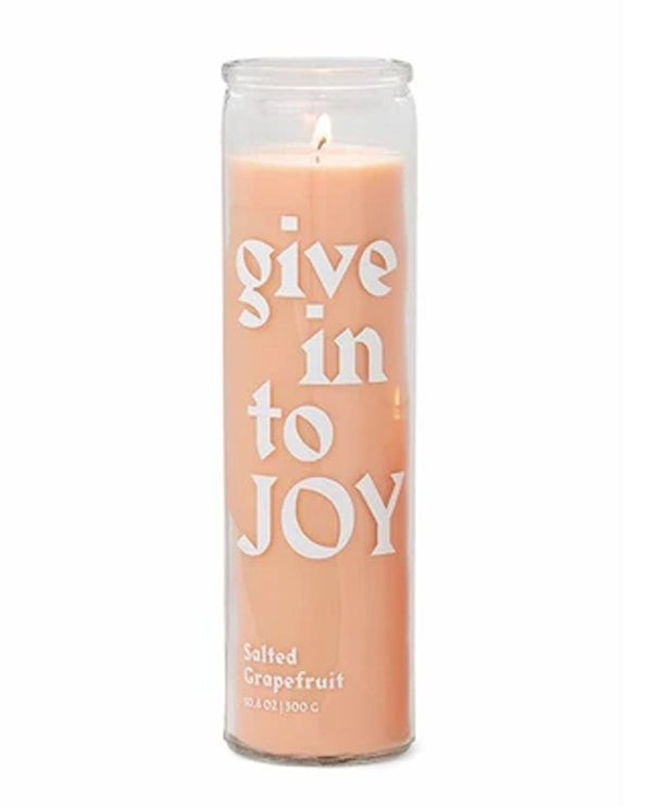 Paddywax SP1101 Give Into Joy Spark Candle
