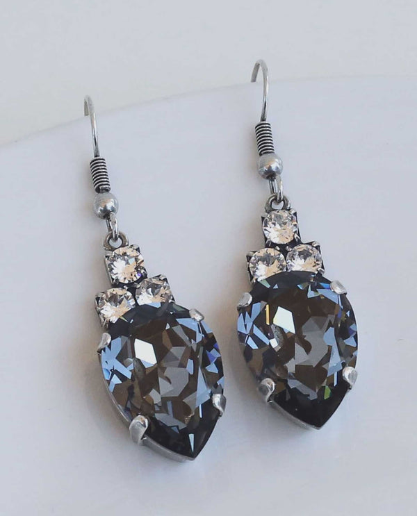 Montana Pauline Drop Pear shape Earring by Rachel Marie Designs