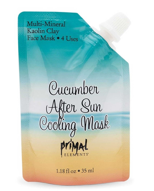 Primal Elements MASKCUC Cucumber After Sun Mask