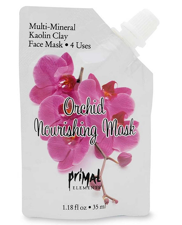 Primal Elements MASKORCHID Orchid Nourishing Mask