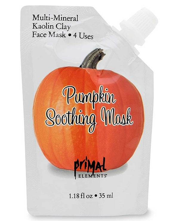 Primal Elements MASKPUM Pumpkin Soothing Mask