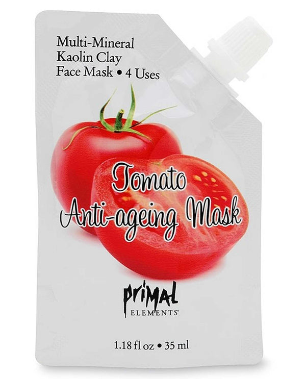 Primal Elements MASKTOM Tomato Anti Aging Mask