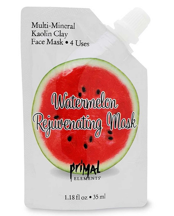 Primal Elements MASKW Watermelon Rejuvenate Mask