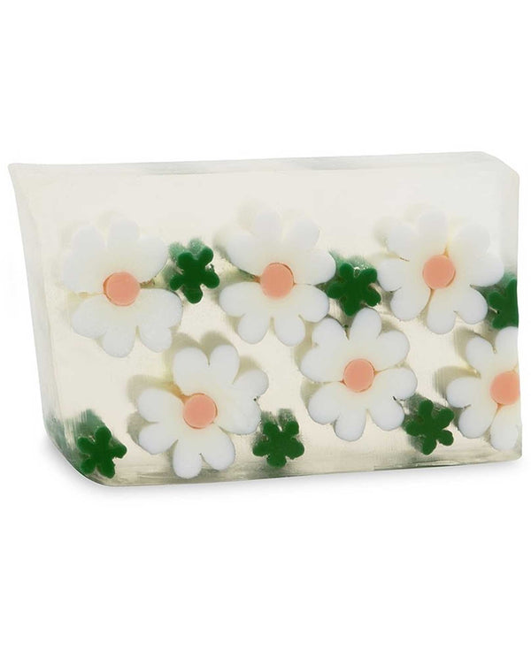 Primal Elements SW2DAISY Daisy Bar Soap handmade soap made in the USA