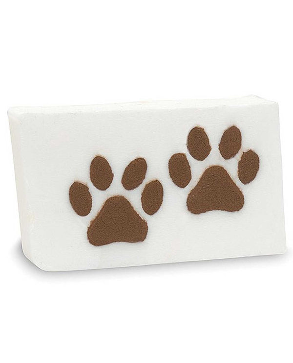 Primal Elements SW2PAW Paw Prints Soap Bar handmade soap made in the usa