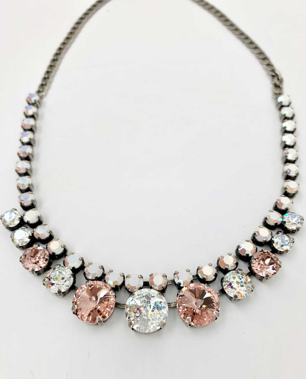 Quinn Necklace Vintage Glam BY RACHEL MARIE DESIGNS