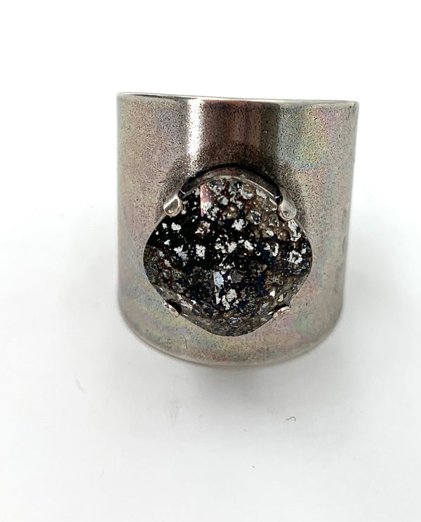 Rachel Marie Designs Tempo Ring BLACK PATINA