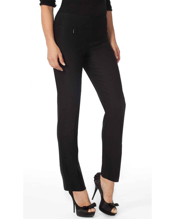 Black Raffinalla P415-70 Slim Pants