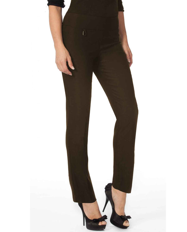 Brown Raffinalla P415-70 Slim Pants