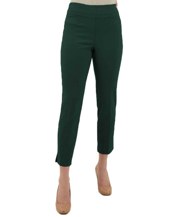 Renuar r1542 ankle pants fashion colors blue spruce