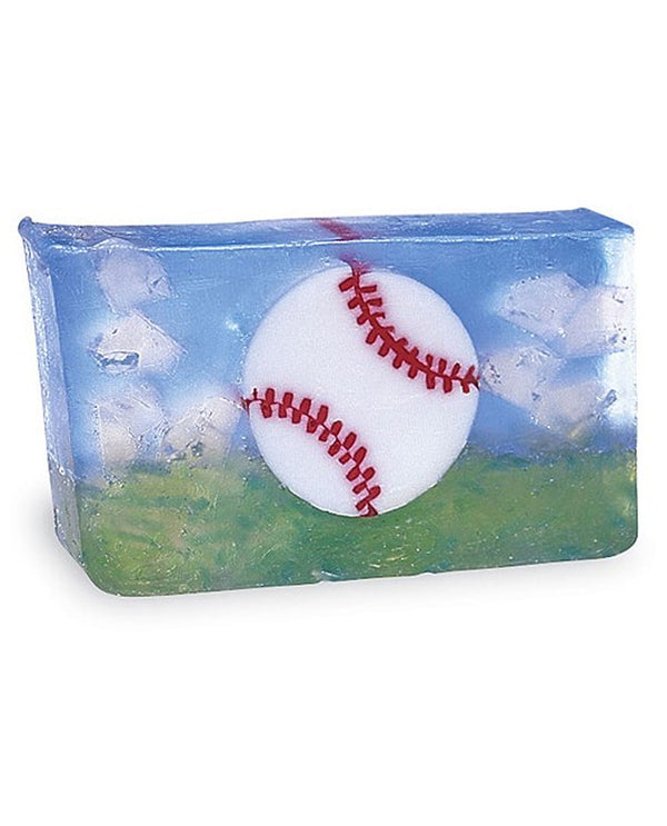 Primal Elements SWBASE Baseball Bar Soap