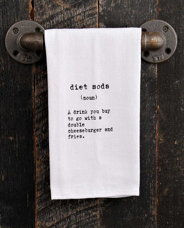 Second Nature By Hand TWL118 Diet Soda