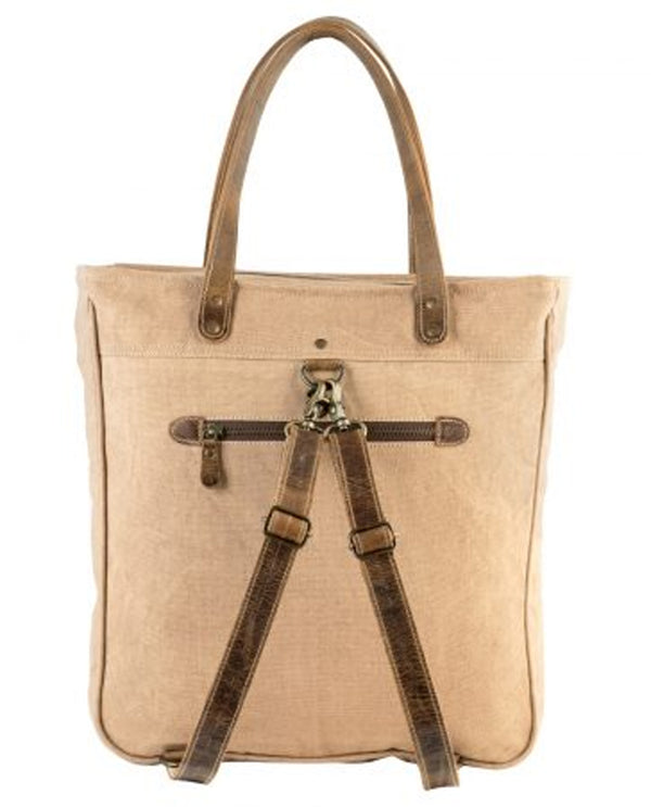 Sixtease 3002 Desert Sand Tote Pack