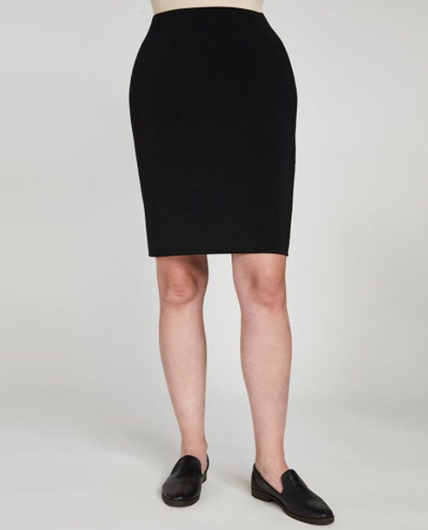 Sympli 2634S Tube Skirt Short black