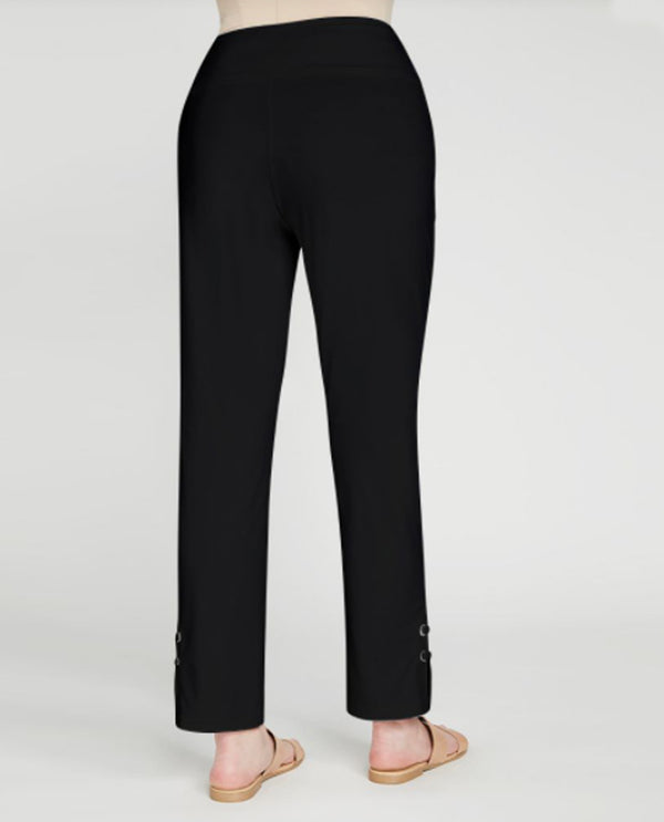 Sympli 27203 Halo Narrow Pant black black