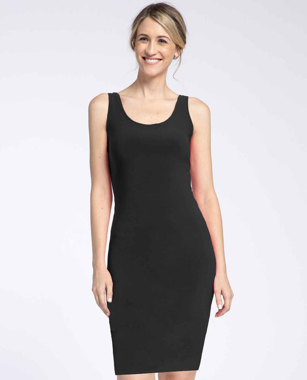 Sympli 2858S Sleeveless Lean Dress