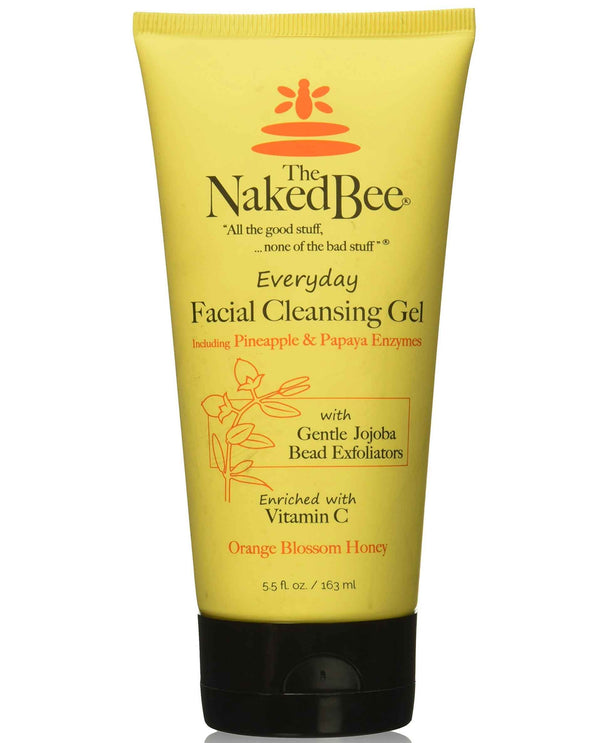 The Naked Bee Facial Cleansing Gel