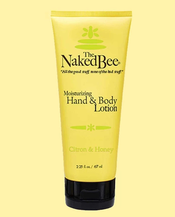 The Naked Bee NBCLI 2.25 Oz Citron Honey Lotion