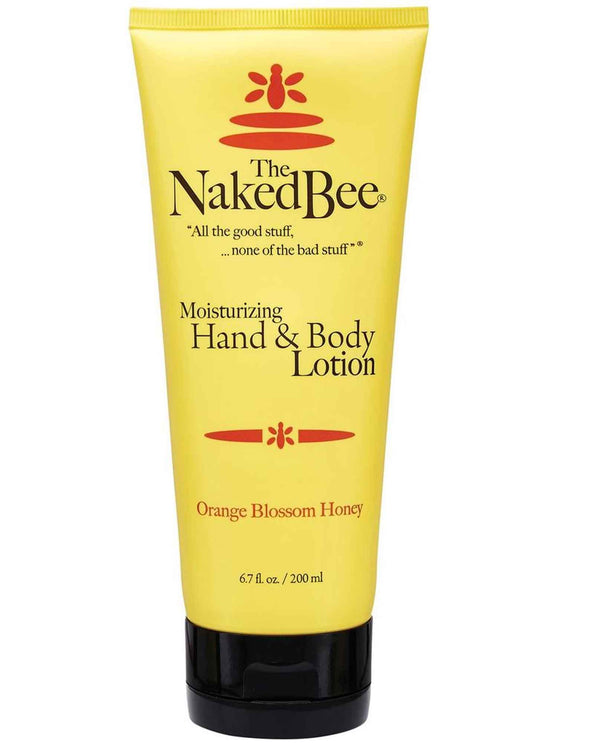 The Naked Bee Orange Blossom Hand & Body Lotion 6.7oz