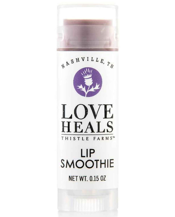 Pomegranate Shea Thistle Farms Lip Smoothie .15 oz