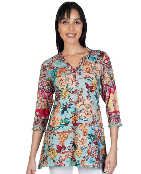 Parsley & Sage 21T03TP Nellie Tunic