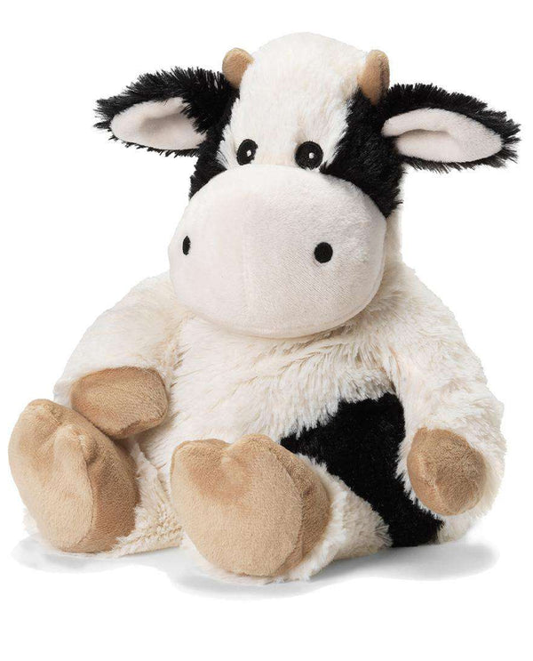 Warmies CP-COW-3 Black White Cow Warmie