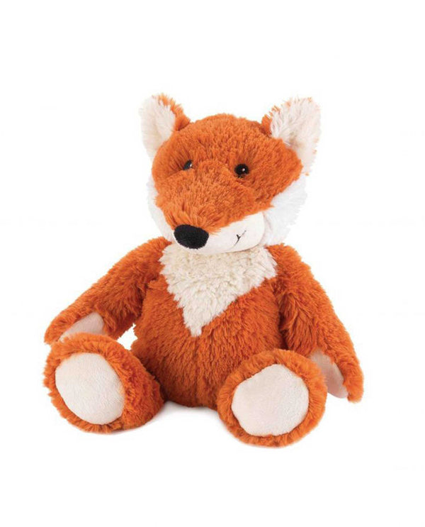 Warmies CP-FOX Fox plush microwavable fox gently scented with lavender