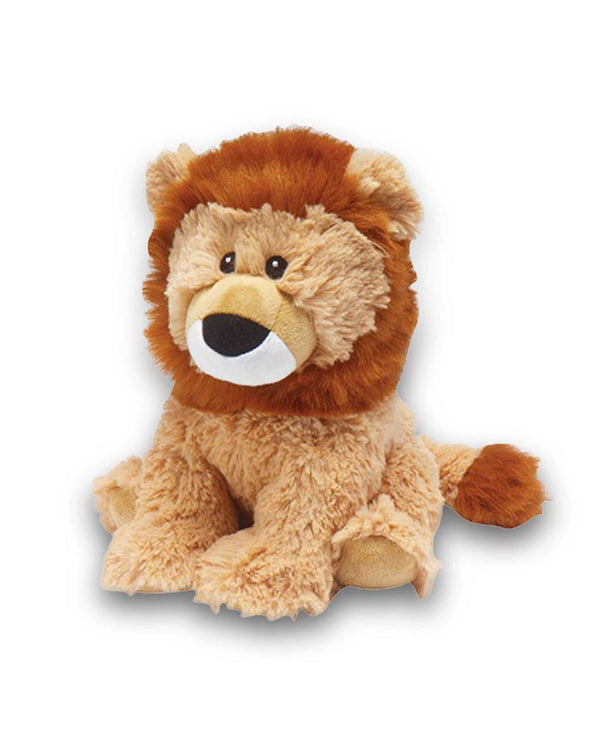Warmies CP-LIO Lion Warmies fuzzy microwavable lion scented with French lavender