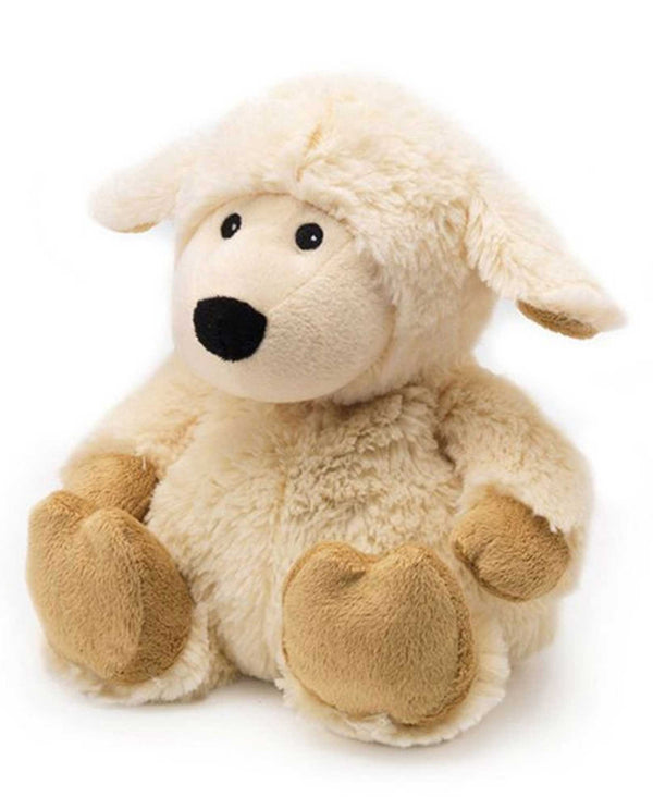 Warmies CP-SHE Sheep microwavable plush sheer scented with french lavender