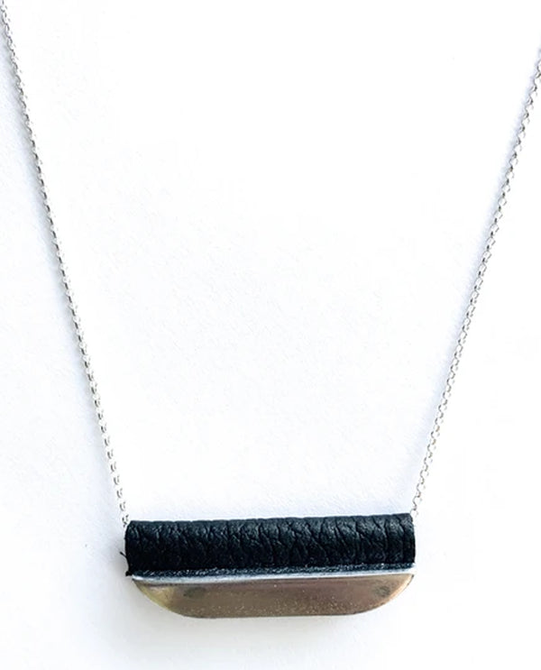 Mend On The Move Agape Single Bar Necklace
