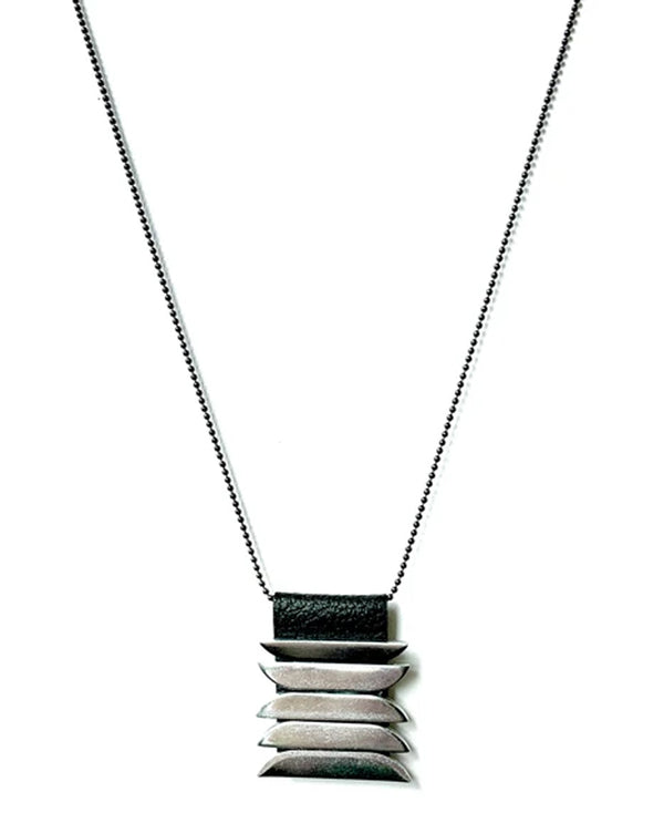 Mend On The Move AGAPEMLT Agape Multi Bar Necklace