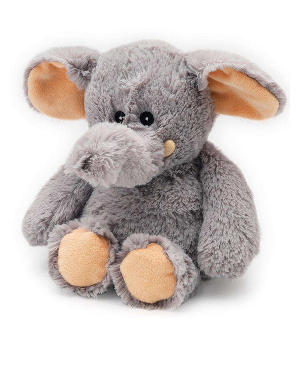 Warmies ELE-1 Grey Elephant Warmie