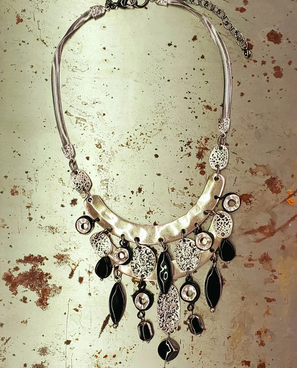 Treska FRY7317 Collar Statement Necklace