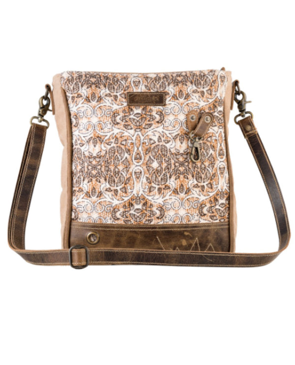 Sixtease 3003 Ariely Leather Shoulder Bag