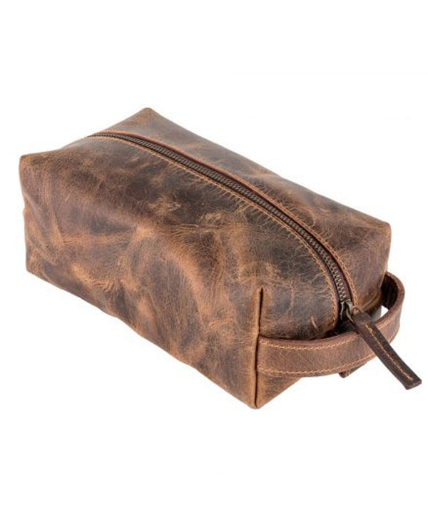Sixtease 3320 Nomad Leather Dopp Kit